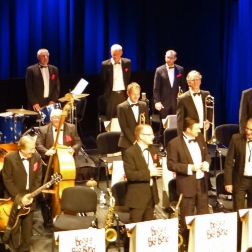 LA ROQUEBROU BOOGIE BIG BAND
