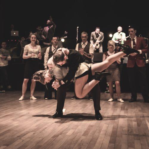 Danse : LUDOVIC (France) & STACY (France)