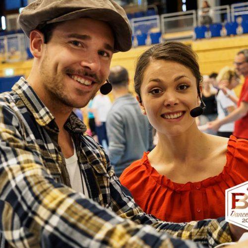 Danse : THORBJON (Norvège) & FLORA (France)